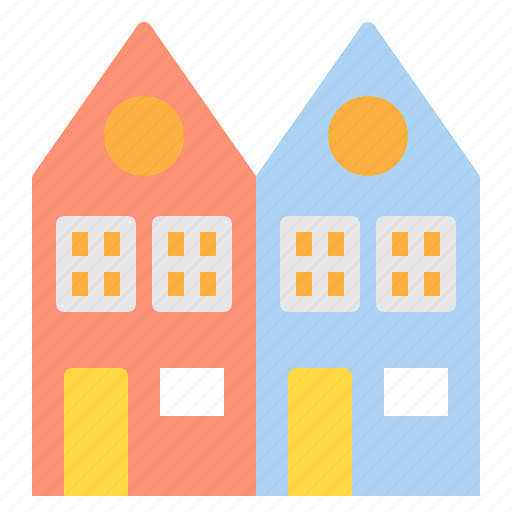 building, city, house, office, real estate icon