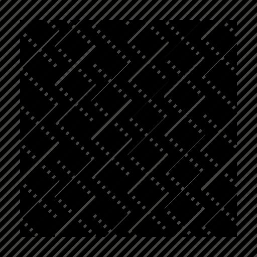 floor, slab, square, stripes, tile, tiles, wall icon