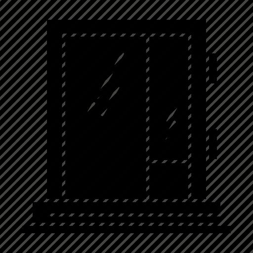 Building, construction, door, repair, window icon - Download on Iconfinder