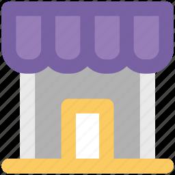 online shop, online store, shop, store, street shop icon