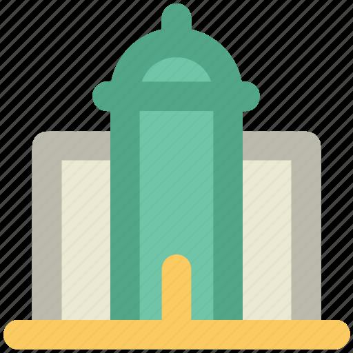 building, building exterior, historic building, monument, museum exterior icon