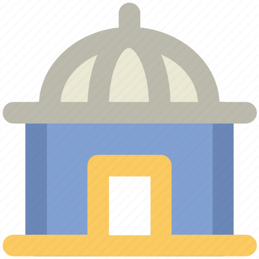 ballroom, building, dome roof, real estate, rotunda icon