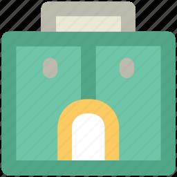 ancient archway, doorway, entrance, entry, portal icon