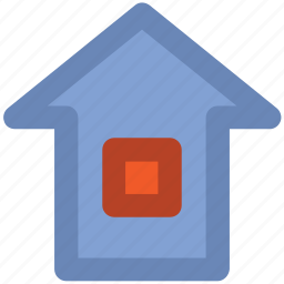 home, hut, lodge, shack, villa icon