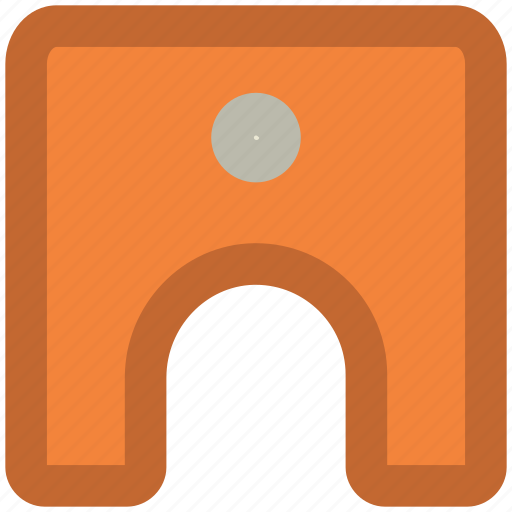 archway, doorway, entrance, entry, portal icon