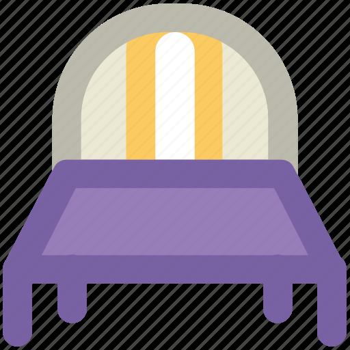 bed, bedroom, bedroom furniture, furniture, sleeping icon