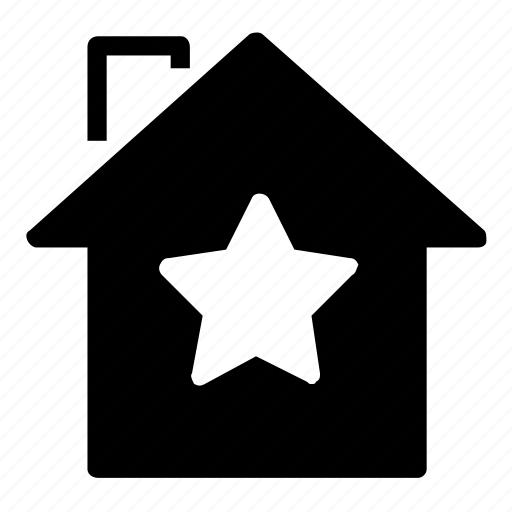 bookmark, building, estate, property icon