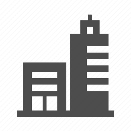 Building, business, company, construction, resident, tower icon - Download on Iconfinder