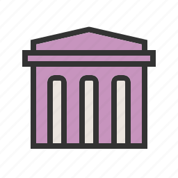 book, bookcase, education, library, online, school, shelf icon