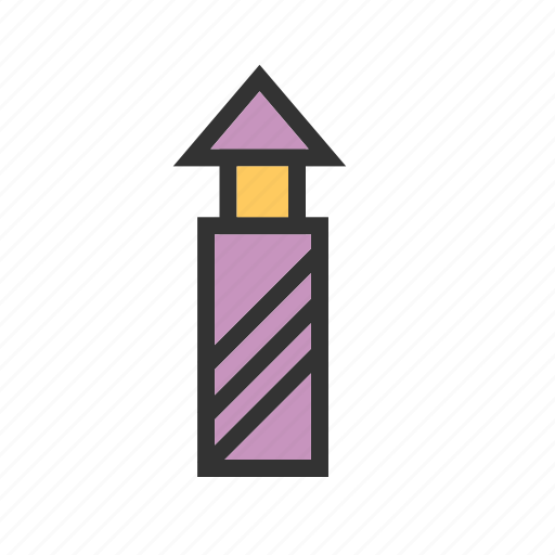 Beacon, house, light, lighthouse, ocean, sea, tower icon - Download on Iconfinder