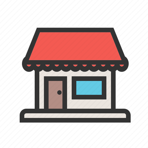 Building, interior, luxury, mall, shop, shopping, store icon - Download on Iconfinder