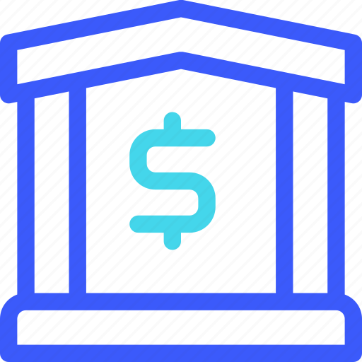 25px, bank, iconspace icon