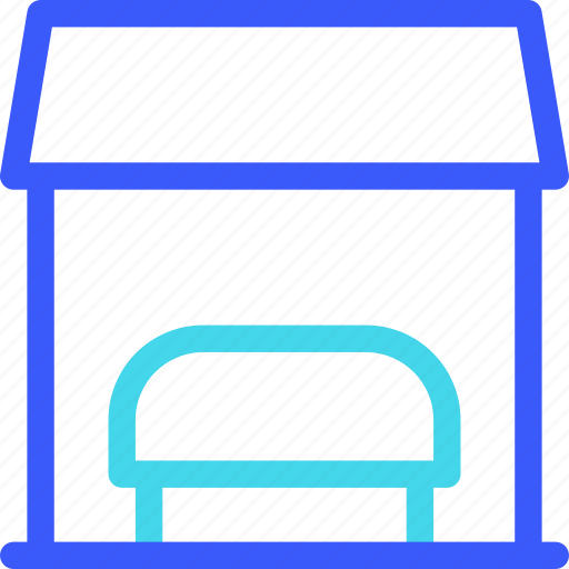 25px, bus, iconspace, stop icon