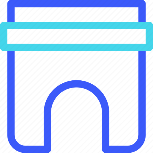 25px, gate, iconspace icon