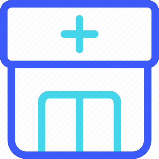 25px, hospital, iconspace icon