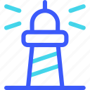 25px, iconspace, lighthouse icon