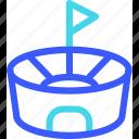 25px, iconspace, stadium icon