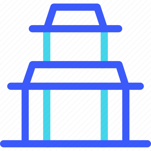 25px, iconspace, temple icon