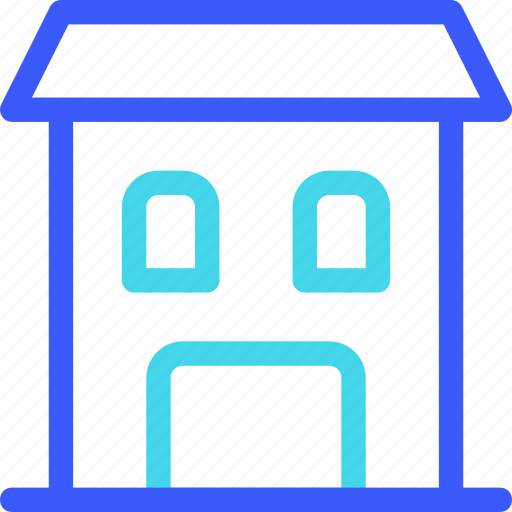 25px, iconspace, warehouse icon