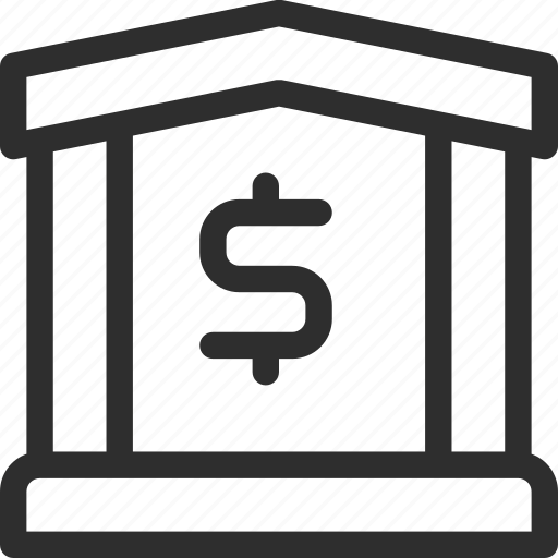25px, bank, business, finance, iconspace, money, payment icon