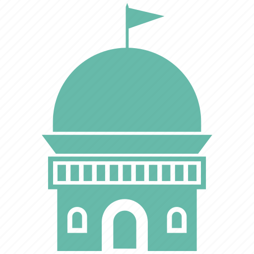 Building, islamic building, mosque, religious icon - Download on Iconfinder