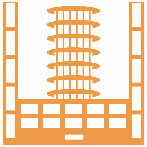 Building, construction, estate, house, real icon - Download on Iconfinder