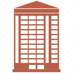 building, construction, estate, house, real icon