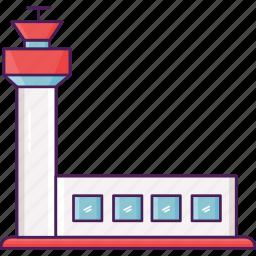 bus, stop, terminal icon
