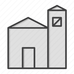 apartment, construction, estate, household, interior, office, real icon