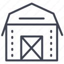 barn, architecture, building, construction, farm