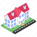 chalet, home, homestead, house, shack, shanty icon
