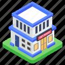 animal shop, building, ecommerce, pet shop, pet store icon