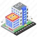 grocery shop, grocery store, marketplace, retail shop, supermarket icon