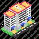 architecture, building, edifice, skyscraper house, superstructure icon
