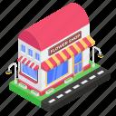 floral market, florist shop, floristry, flower shop, flower store, retail icon
