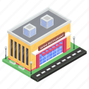 bistro, commercial building, eatery, eating house, japanese restaurant, sushi restaurant icon