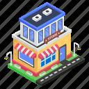 marketplace, retail shop, seafood market, seafood shop, store