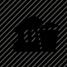facitlity, trash icon