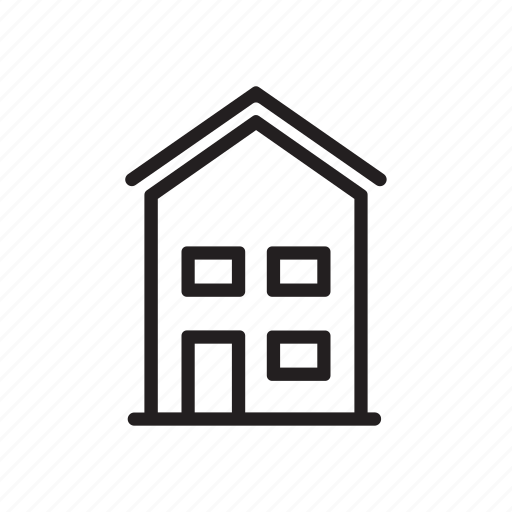 Aparment, architecture, home, villa icon - Download on Iconfinder