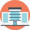 compact hospital, hospital building, hospital pharmacy, needies shelter, nursing care icon
