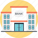 bank building, bankers point, banking industry, high-rise building, money bank icon