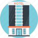 building, dining point, high rise, hotel, superstructure icon