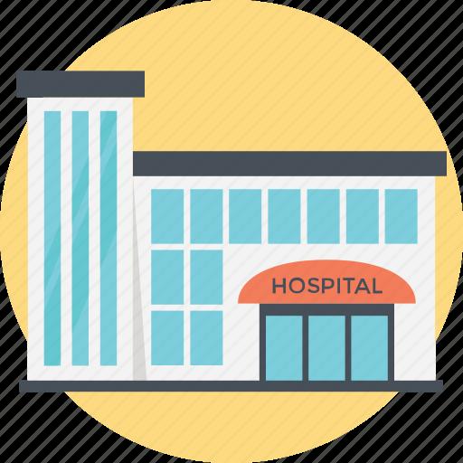 doctors office, high-rise hospital, hospital building, hospital pharmacy, nursing care icon