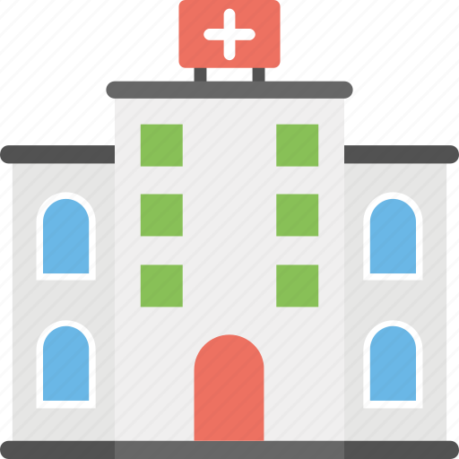 asylum, dispensary, hospital, medical building, nursing home icon