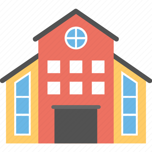 ancient building, building, historic building, large building, museum, residential building icon
