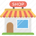 commercial building, marketplace, shop, store, storefront