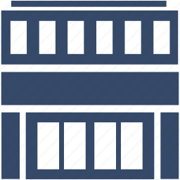 building, hospital, office, shop, store icon