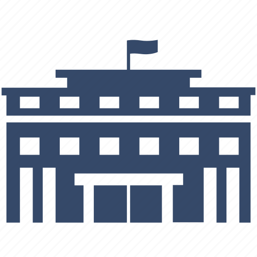 bank, building, court, courthouse, government, parliament icon