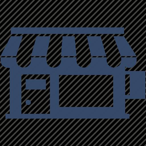 convenience store, market, mart, shop, store icon