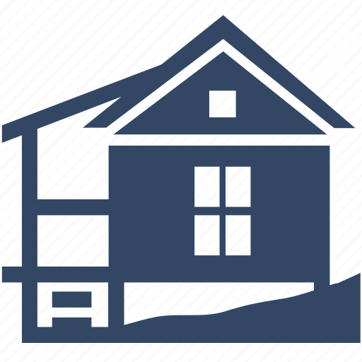 cabin, home, house, lodge, villa icon